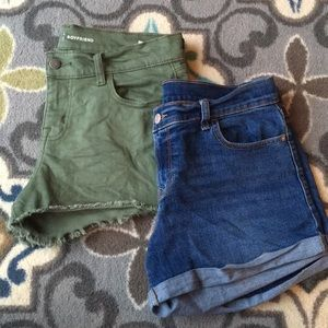 Pants - Bundle of Women's Shorts - Old Navy size 6
